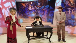 Cornelia si Lupu Rednic cu Daniel Buzdugan sceneta