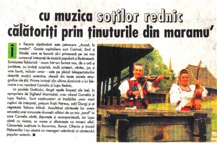 Acasa Magazin -februarie 2000
