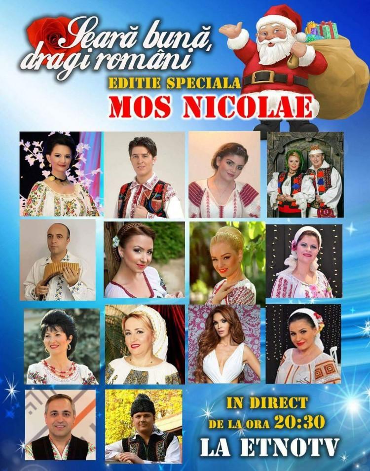 Mos Nicolae - etnotv