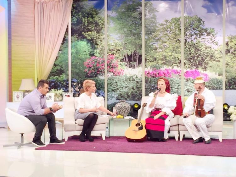 Cornelia si Lupu Rednic- Teo show-ianuarie-2016