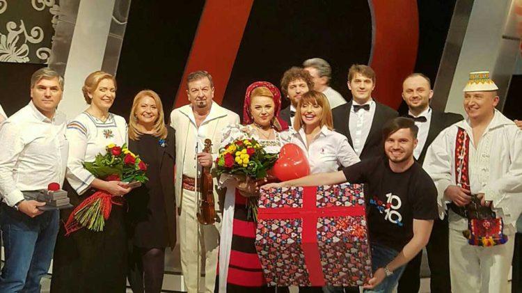 Cornelia si Lupu - Dragobete la TVR1-2017