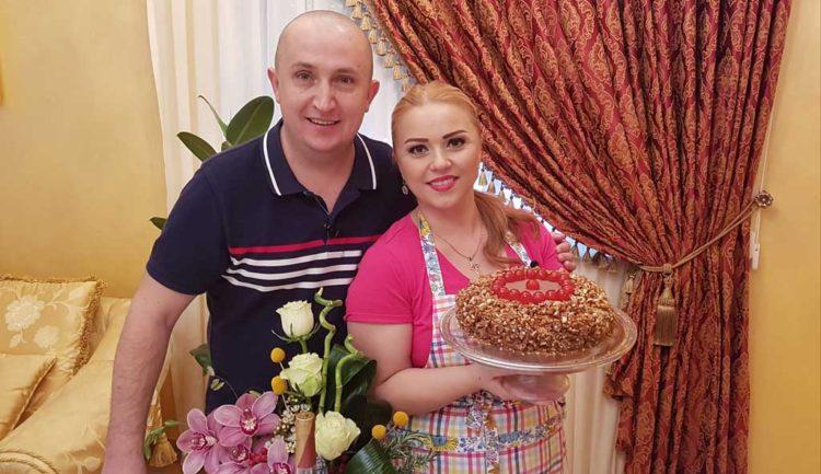 Cornelia si Lupu Rednic - Cireasa de pe tort
