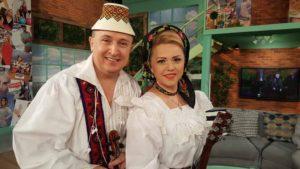 Cornelia si Lupu Rednic - 1 Mai - Protv